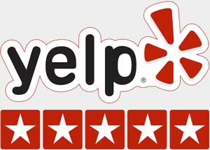 Yelp 5-Star Rated